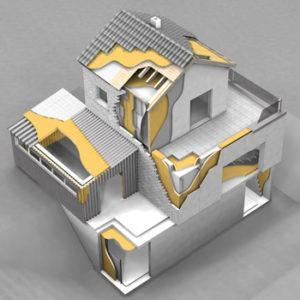 Elastopor Haus 350
